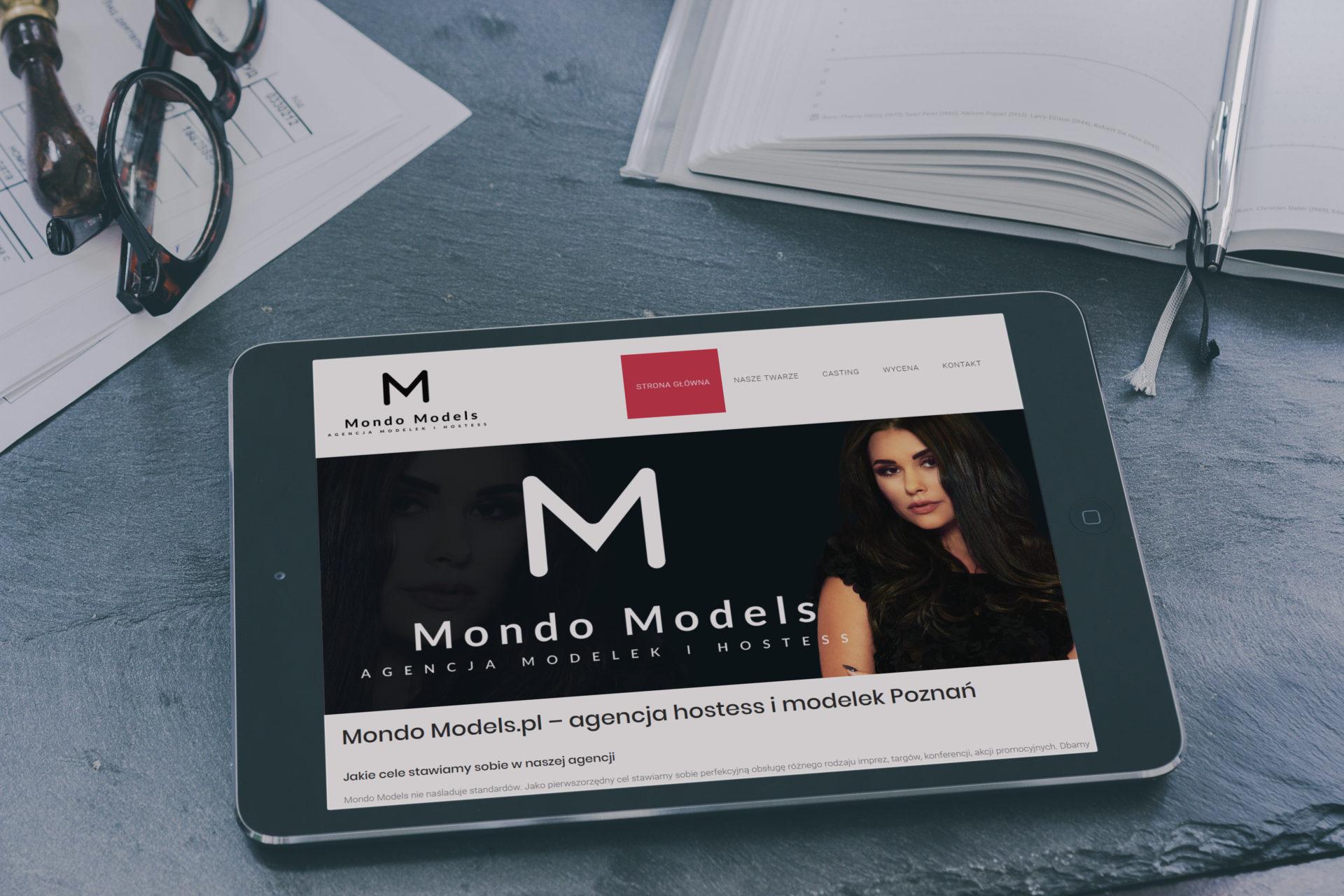 Agencja modelek i hostess Mondo Models
